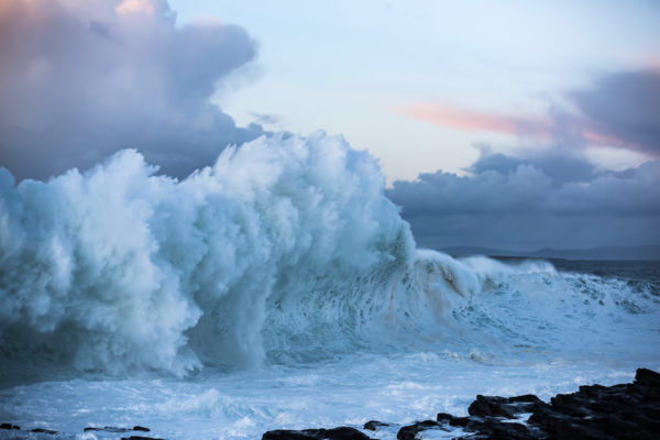 Wild Atlantic Waves in Sligo