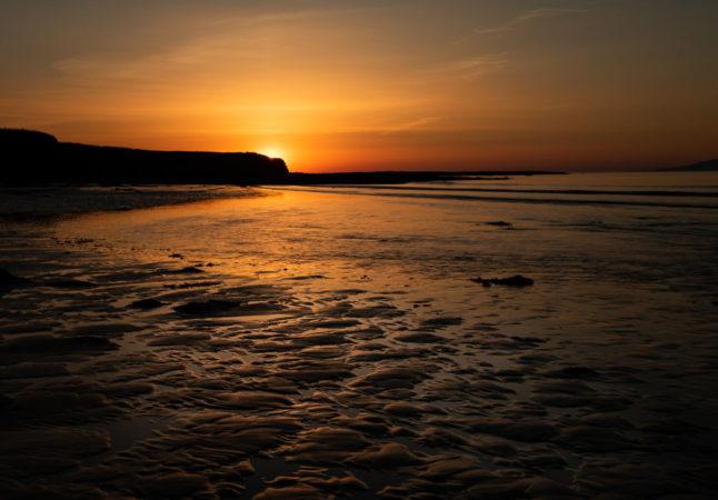 Streedgha sunset