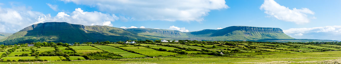 The Dartry Mountains, Sligo