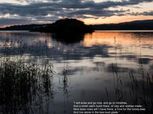 Lake isle of Innisfree - Yeats