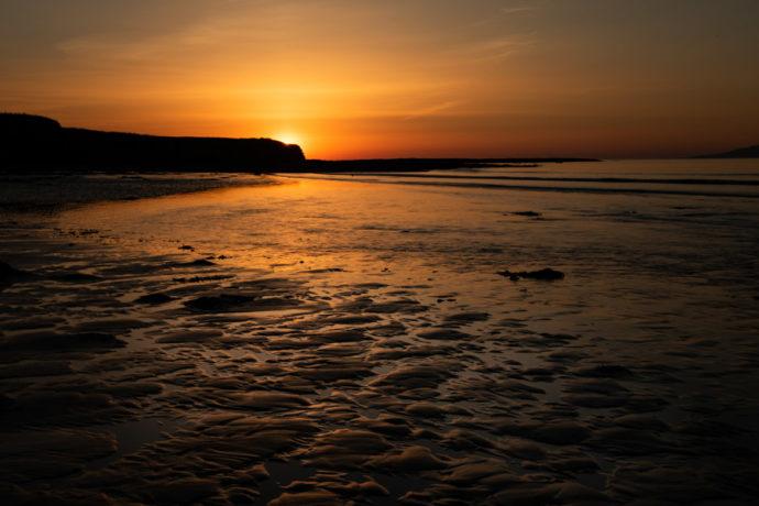 Streedagh Sunset, Sligo