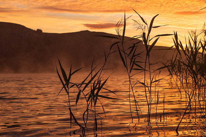 Sunrise at Glencar, Sligo
