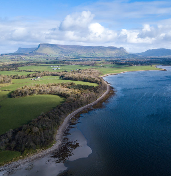 Lissadell towards Benbulben