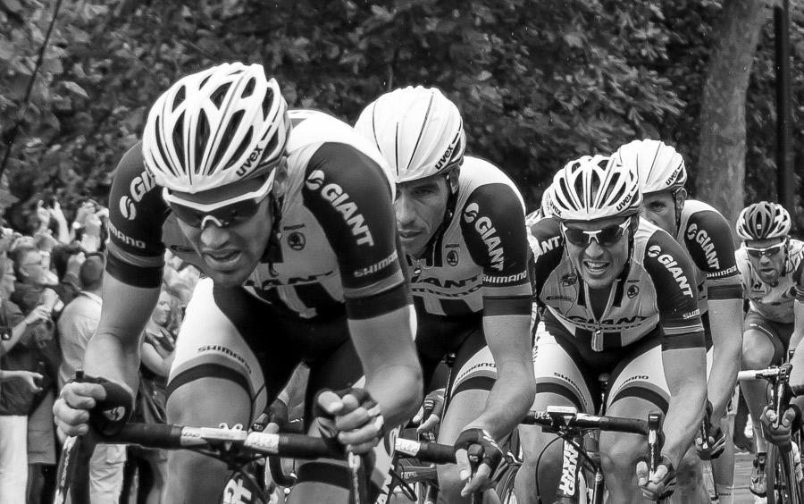 Tour De France, London