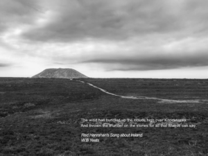 Red Hanrahans Song about Ireland, WB Yeats