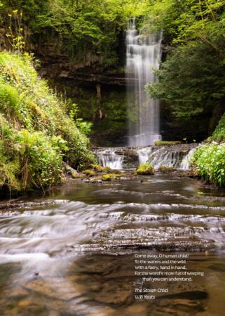 The Stolen child - WB Yeats, Glencar, Sligo